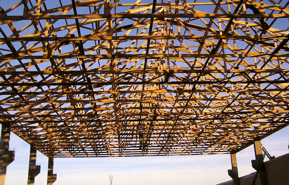 Prefabricated Standard Trusses
