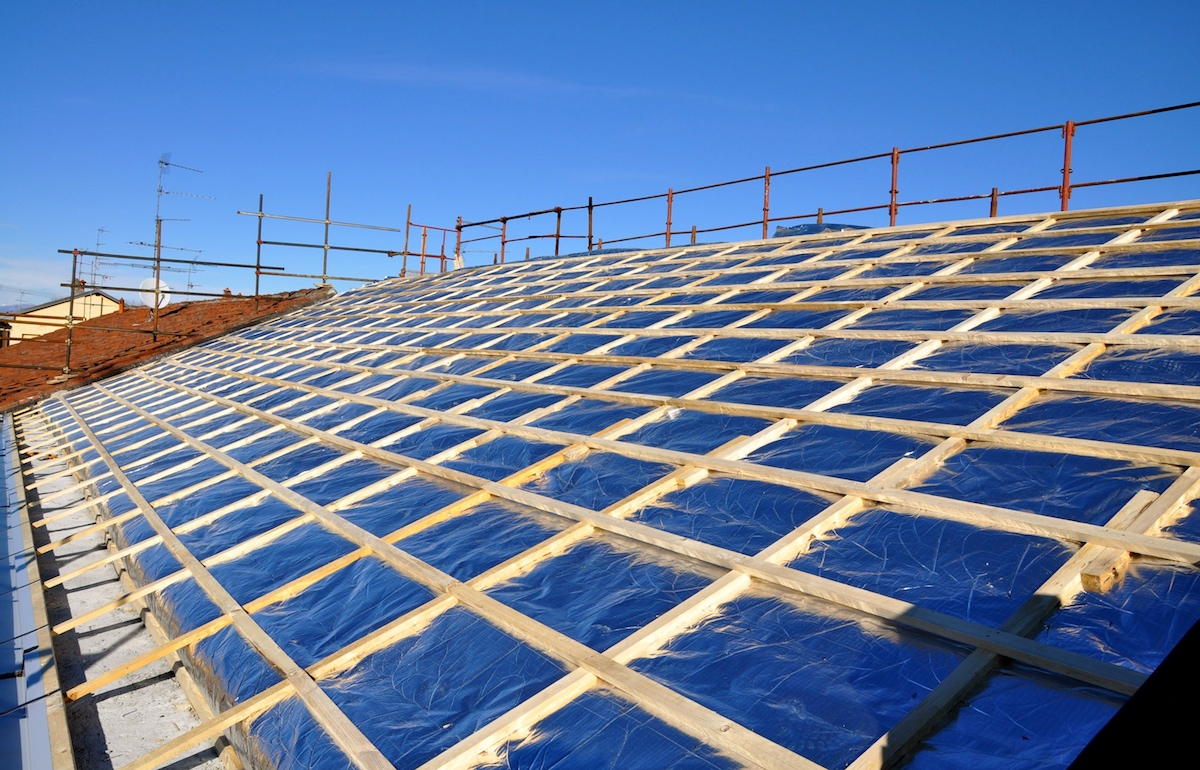 Thermal Insulation Coastal Trusses