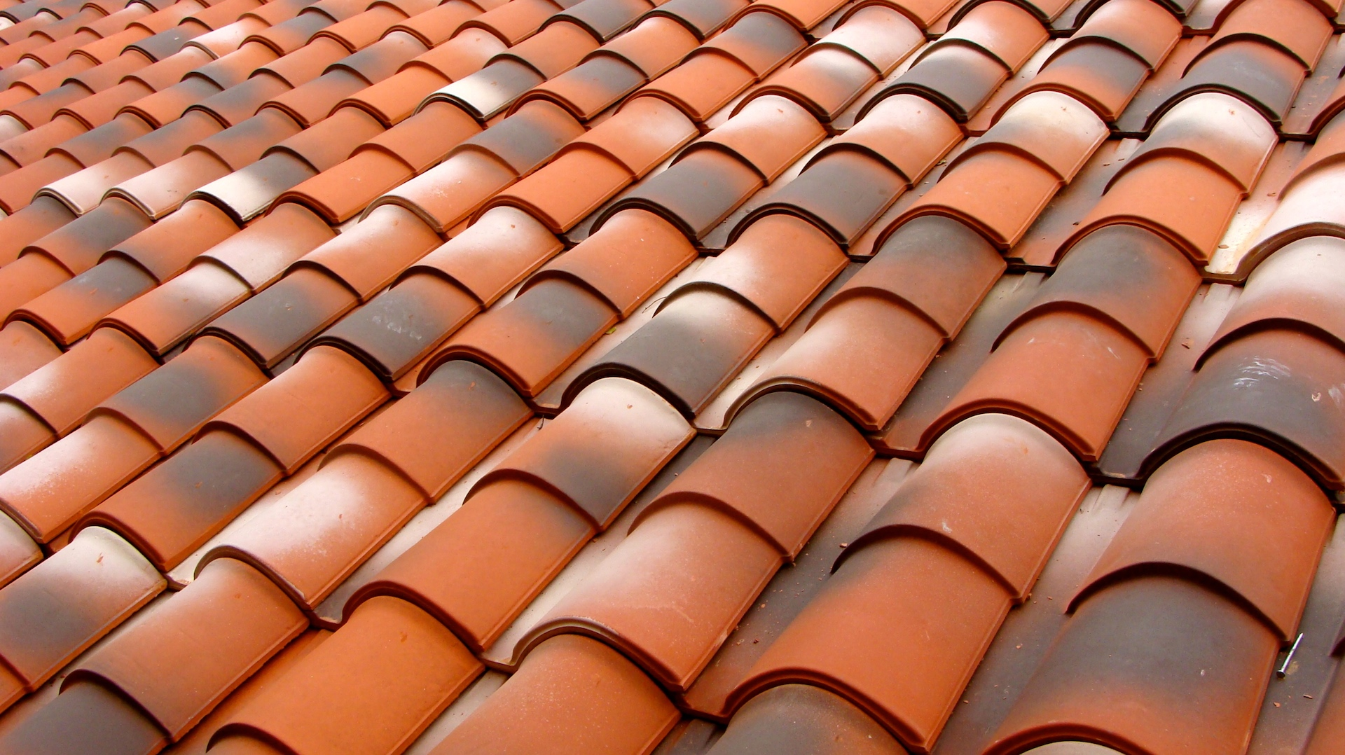 Roof tiles coastal trusses for Clay tile roofs